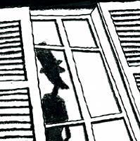 Double assassinat dans la rue morgue, Strip 24b