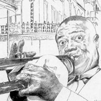 Christmas jazz-Louis Armstrong	, Page 23